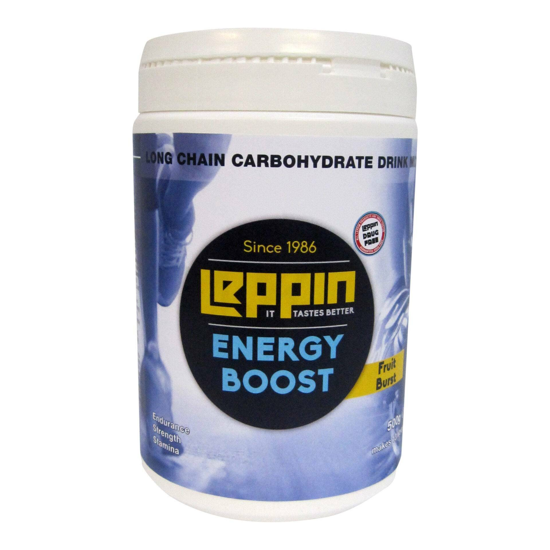 Leppin Energy Boost