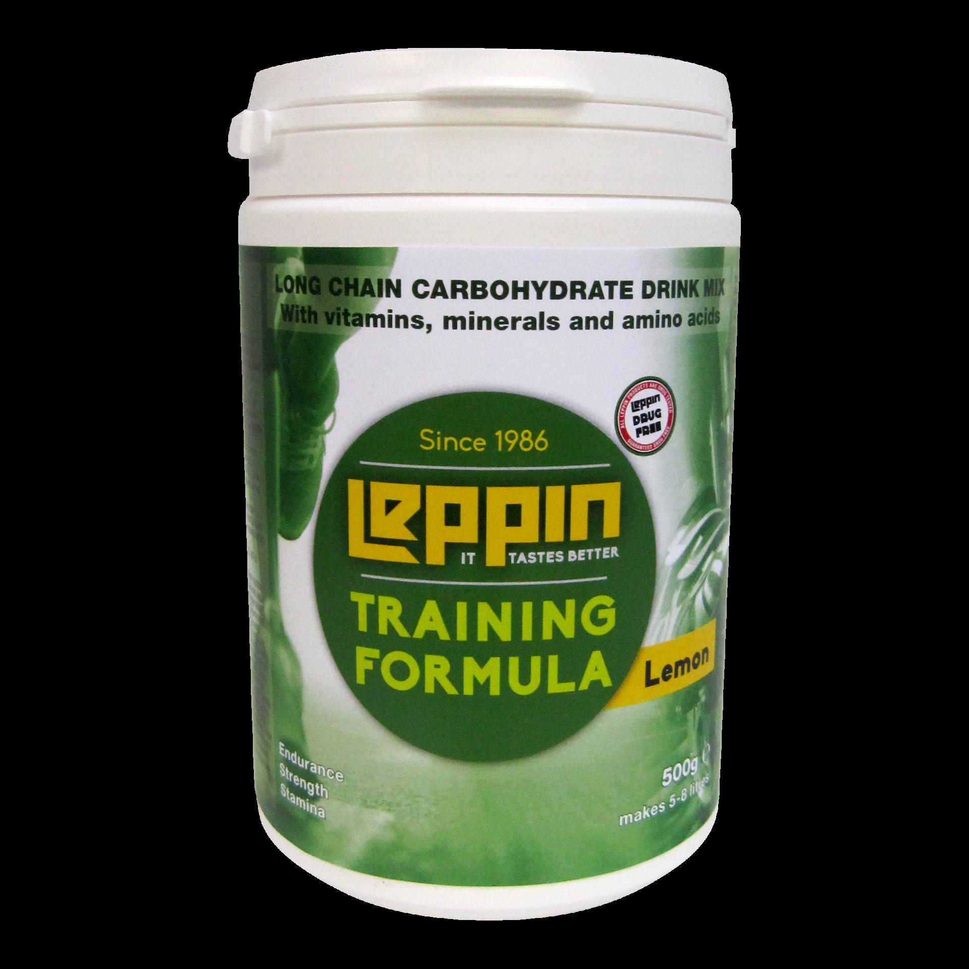 Leppin Training Formula